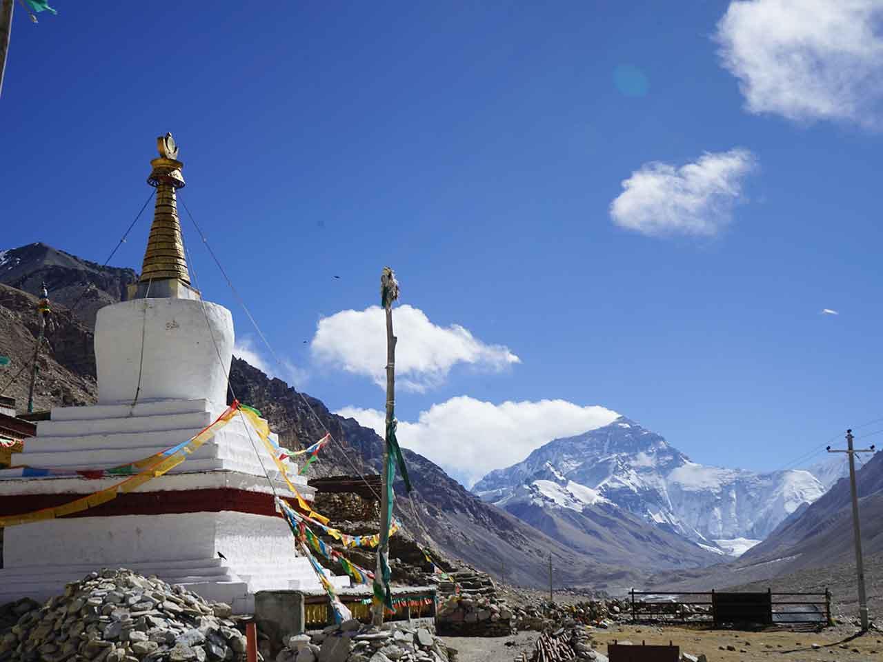 10 Days Lhasa Everest Base Camp tours