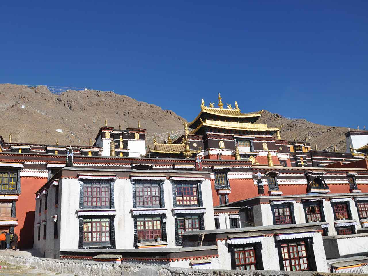 9 Day Central Tibet Loop