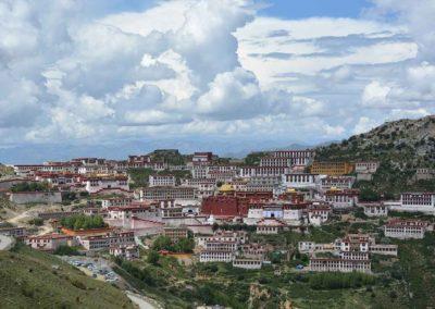 Ganden-Monastery