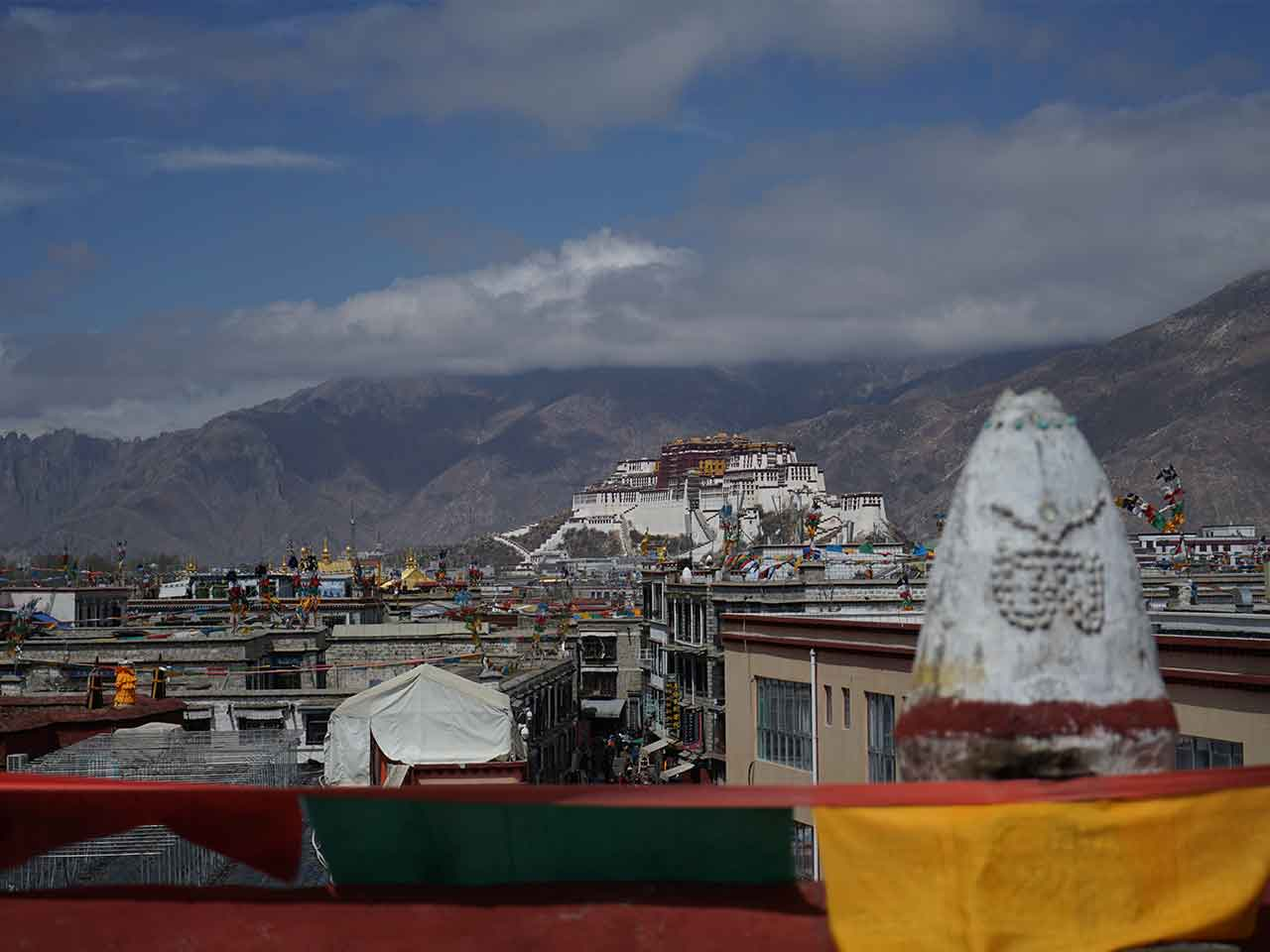 Lhasa, Everest Base Camp and Namtso Lake tour