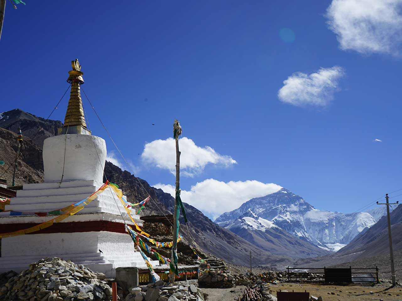 Mount Everest Base Camp Tours