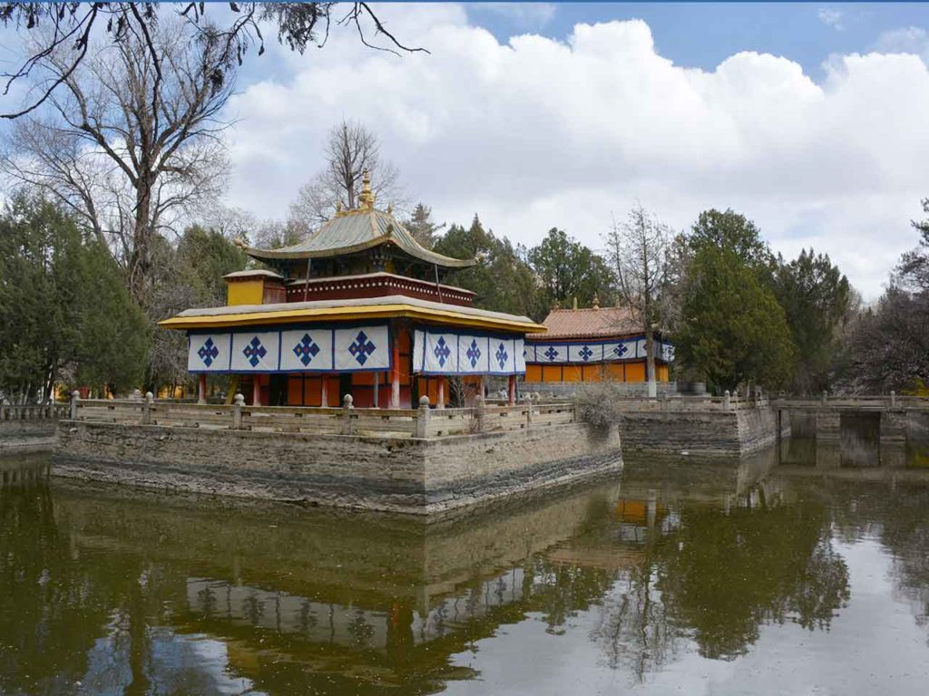 Norbulingka or the Jewel Park