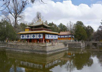 Norbulingka, Lhasa