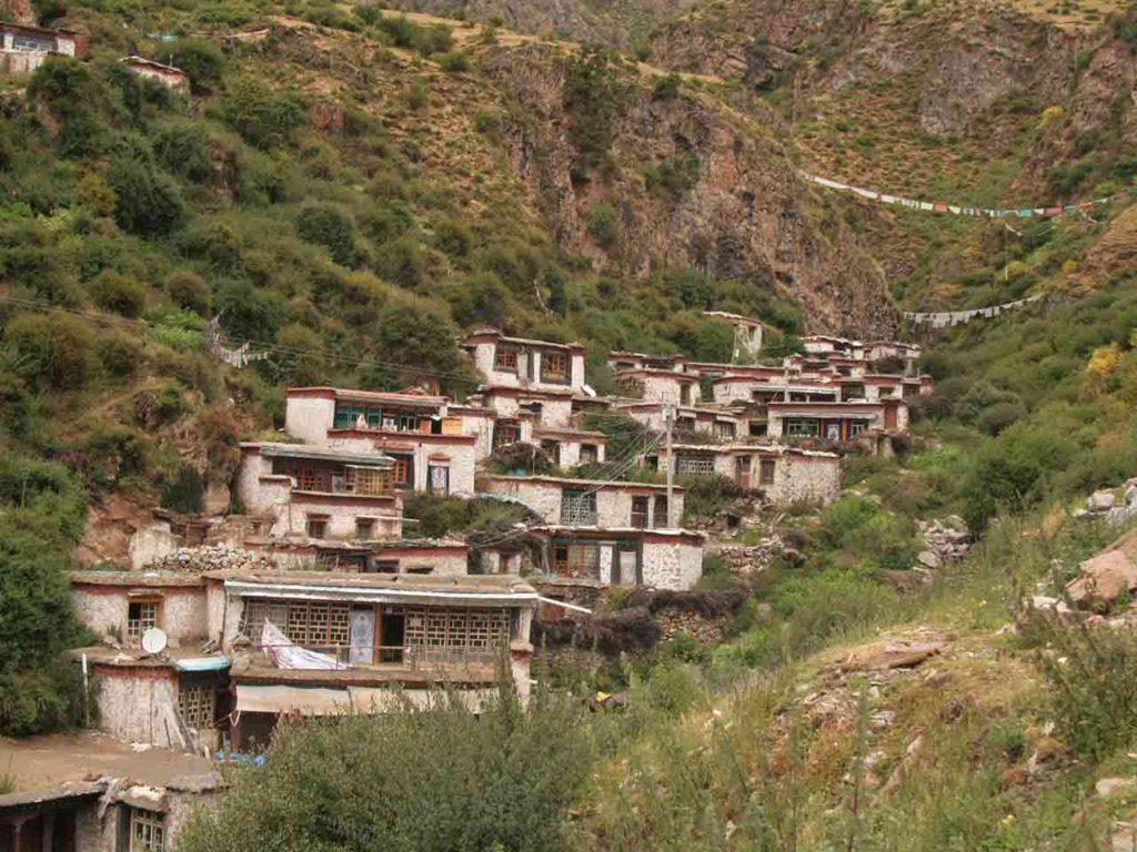 Tidrum Nunnery in Lhasa