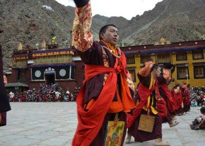 Tsurphu-Monastery