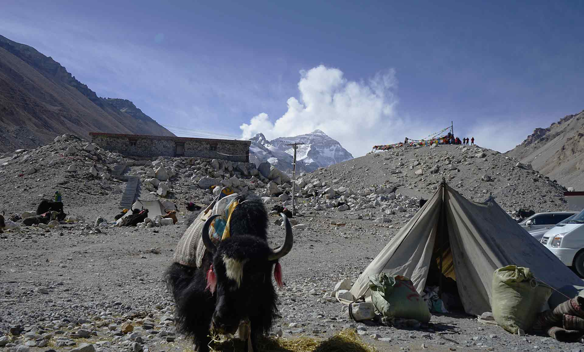 Advanced Everest Base Camp Trekking Tour