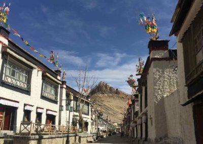 Gyantse-town