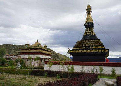 Lhasa-Tsedang-Gyantse-Namtso