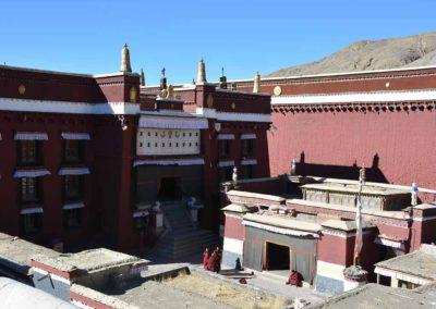 Sakya-monastery-in-Shigatse