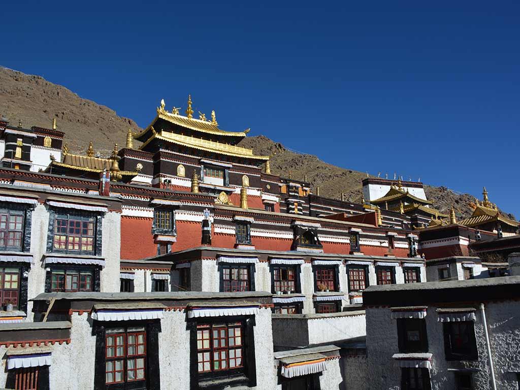 Lhasa-Shigatse Group Tour