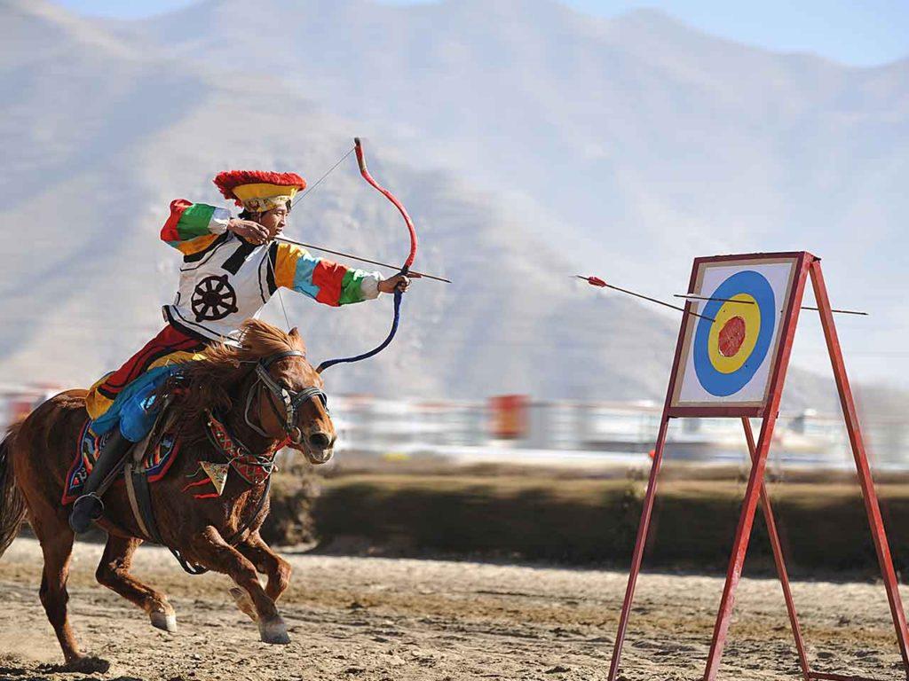 Tibetan festivals or Main festivals of Tibet