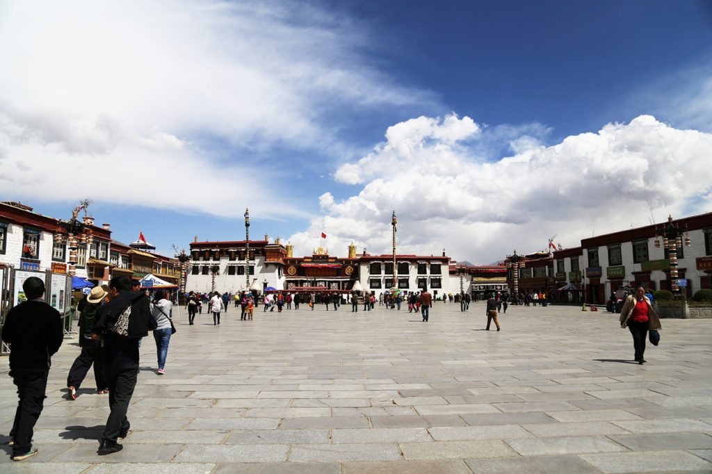 How To Get To Lhasa, Tibet