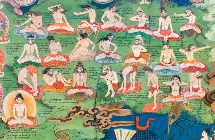 TSA LUNG (TRUL KHOR) – TIBETAN YOGA PRACTICE OF BREATH AND MOVEMENT