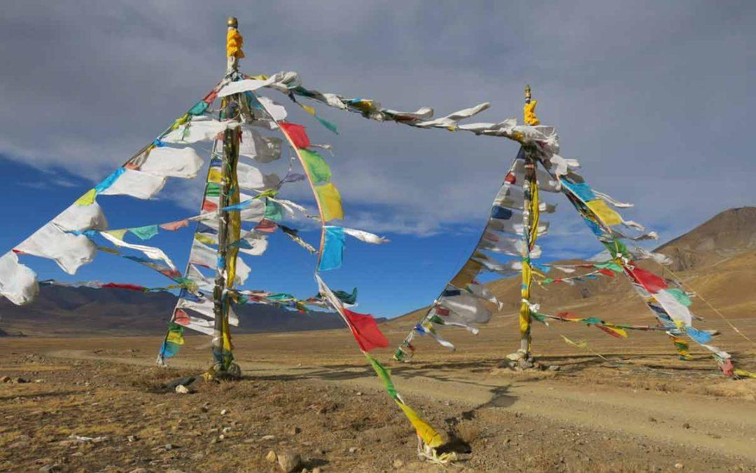 An Unique Tradition of Tibetan Prayer Flags or Lungta རླུང་དར།