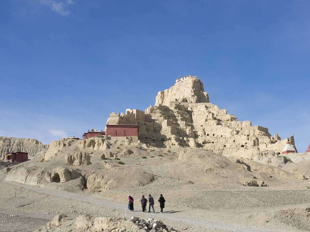 Lhasa – Everest – Kailash - Guge Expedition Tour