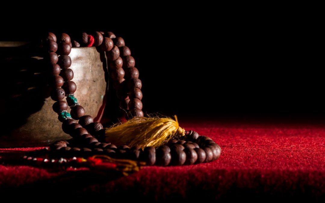 History of Tibetan Buddhist Prayer Beads or Mala ཕྲེང་བ།