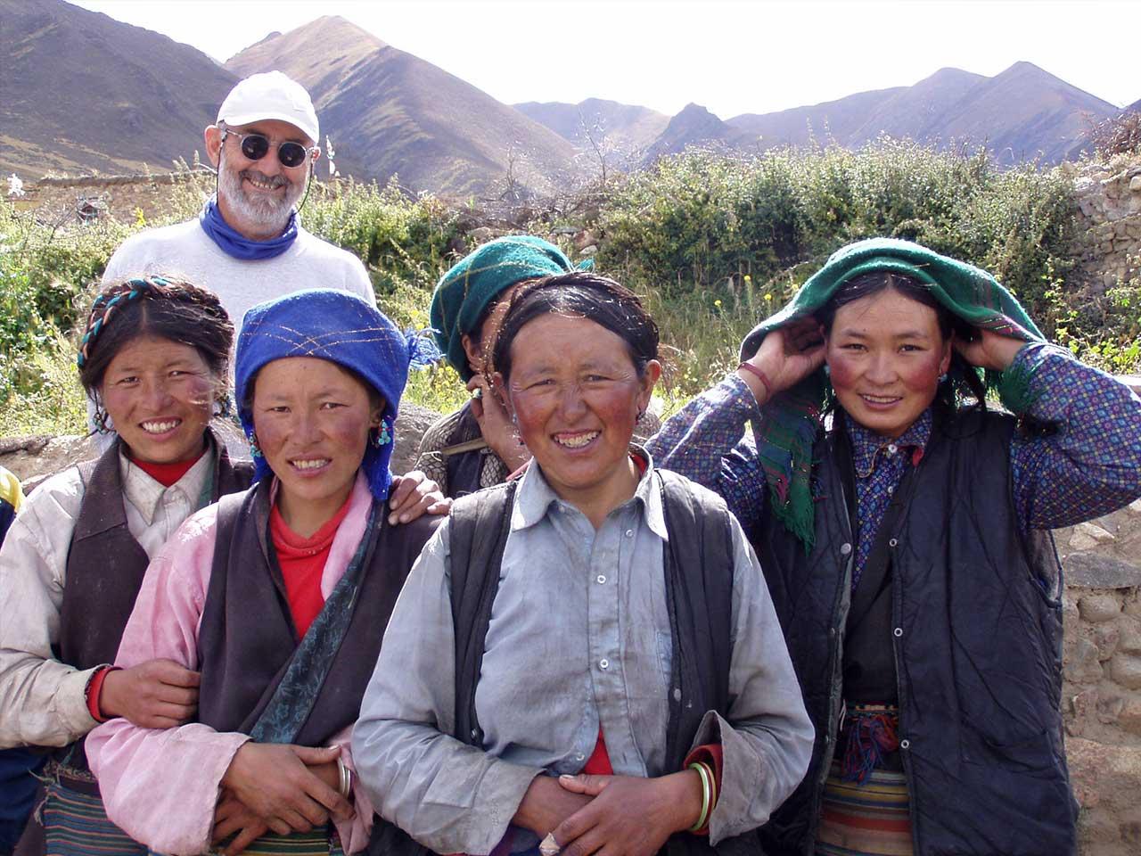 Tibet-Nepal Overland Group Tour