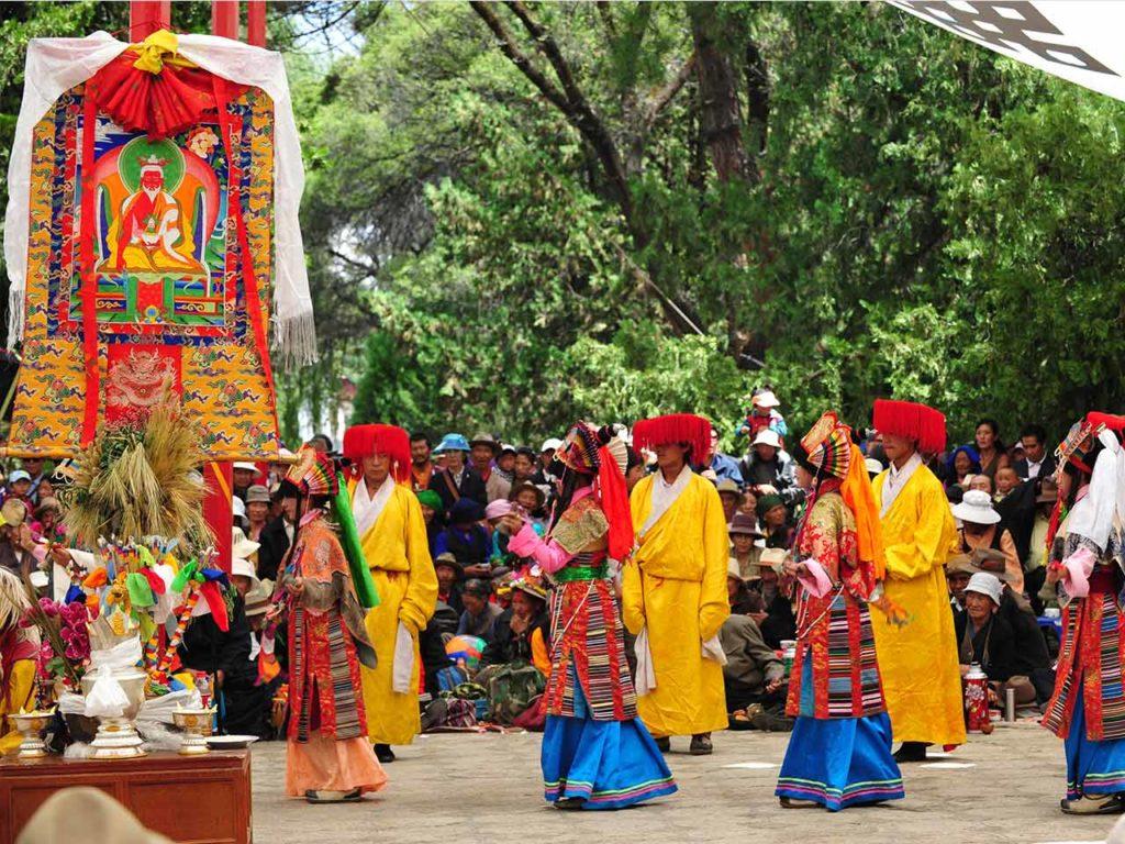 Shoton Festival