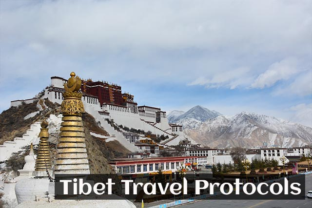 Tibet Travel Protocols for widgets