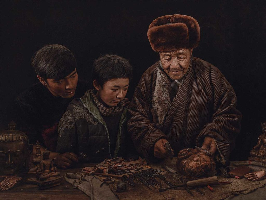Tibetan Art and Crafts
