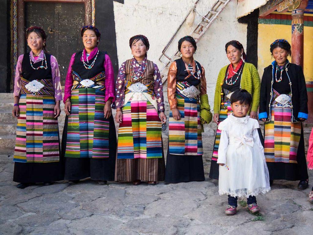 Tibetan Tailoring
