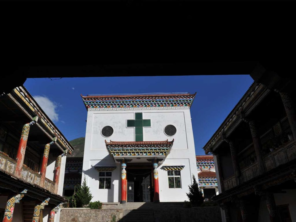 Christianity in early Tibet