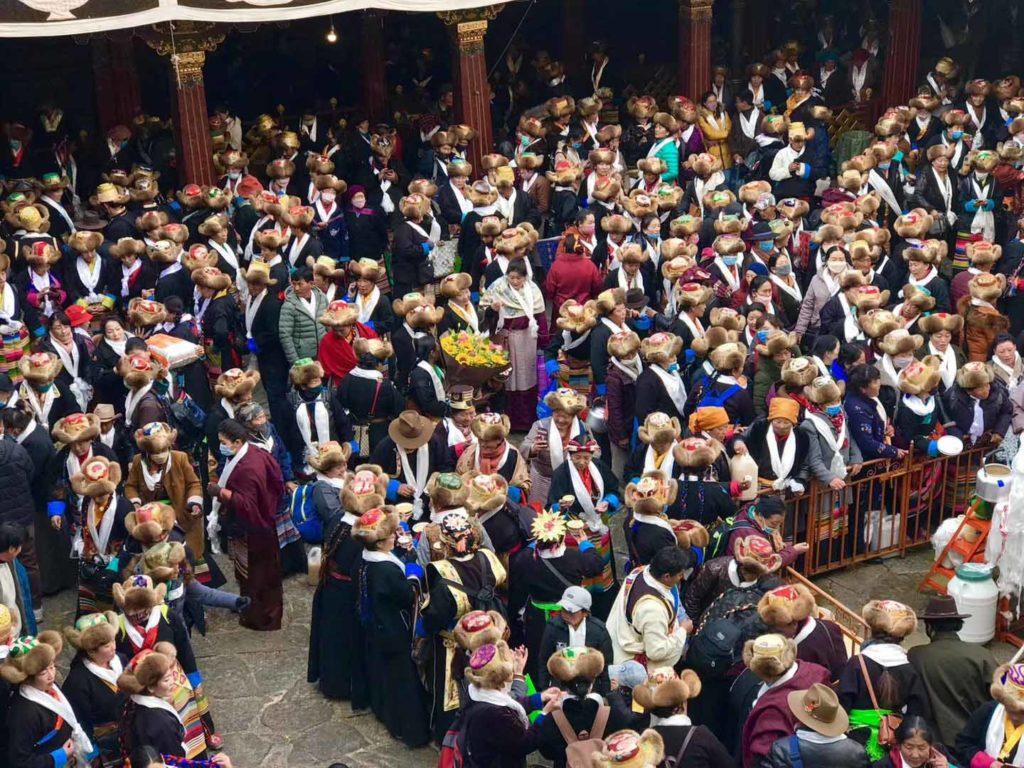 Pal Lhamo Festival