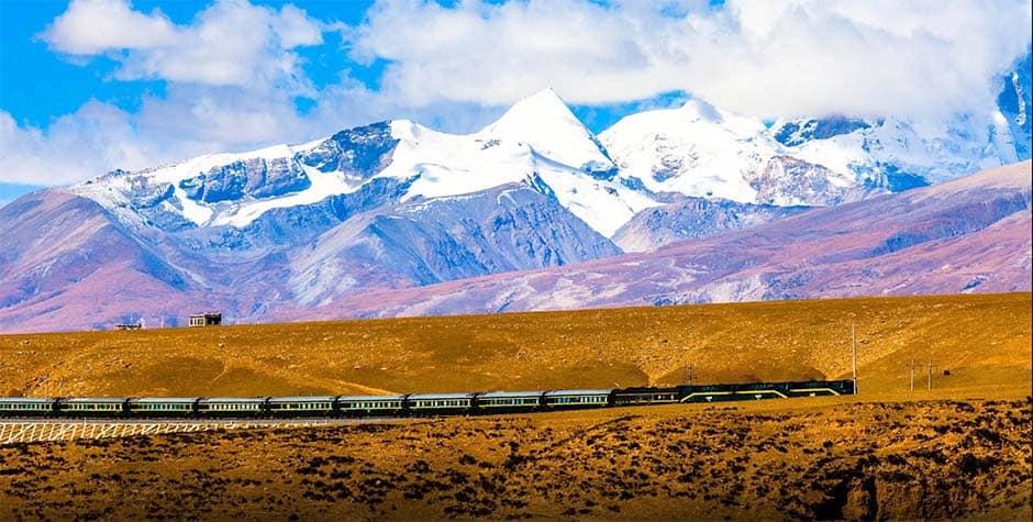 Lanzhou To Lhasa Train